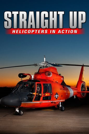 Poster of IMAX - Straight Up, Helicopters in Action