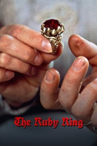 Poster of The Ruby Ring