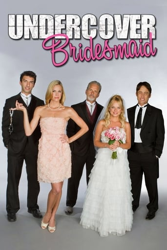 Poster of Undercover Bridesmaid