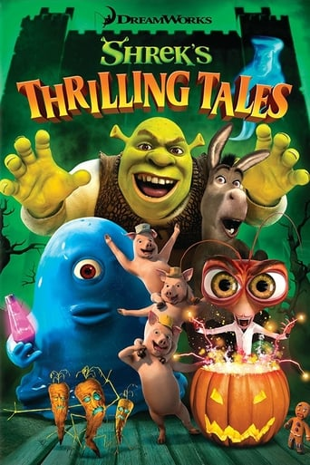 Poster of Shrek's Thrilling Tales