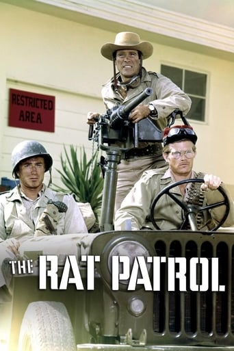 Poster of The Rat Patrol