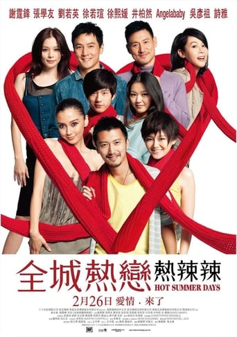 Poster of Hot Summer Days