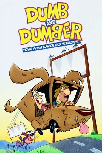 Poster of Dumb and Dumber