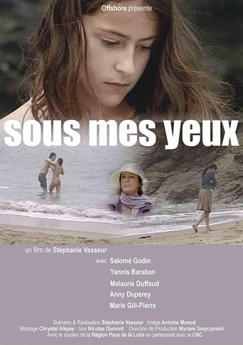 Poster of Sous mes yeux