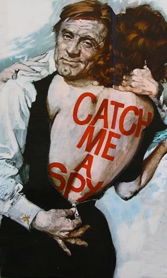 Poster of Per amore ho catturato una spia russa