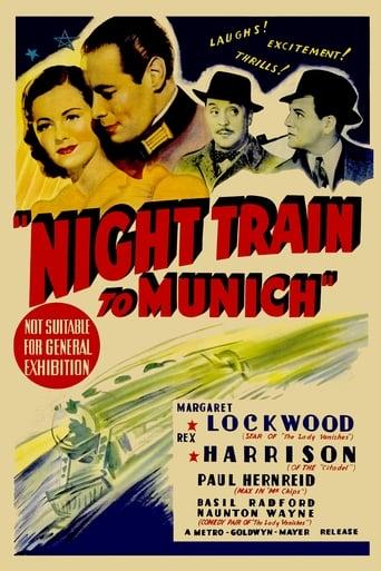 Poster of Night Train to Munich