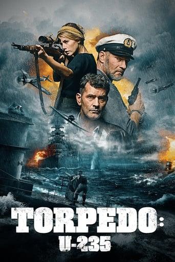 Poster of Torpedo: U-235