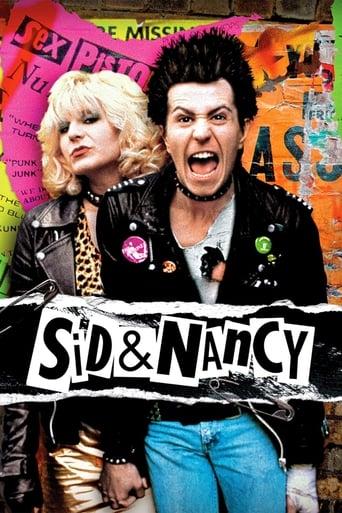 Poster of Sid & Nancy
