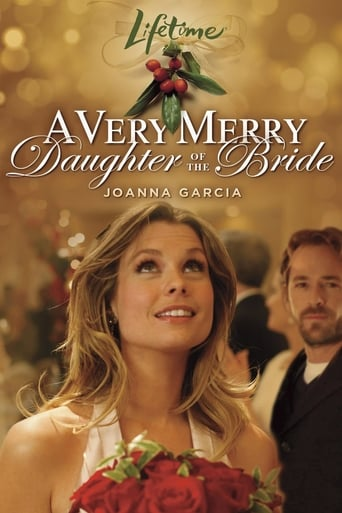 Poster of A Very Merry Daughter of the Bride