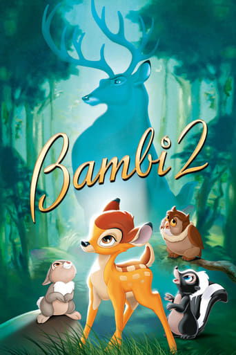 Poster of Bambi II
