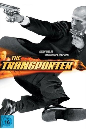 Filmplakat von The Transporter