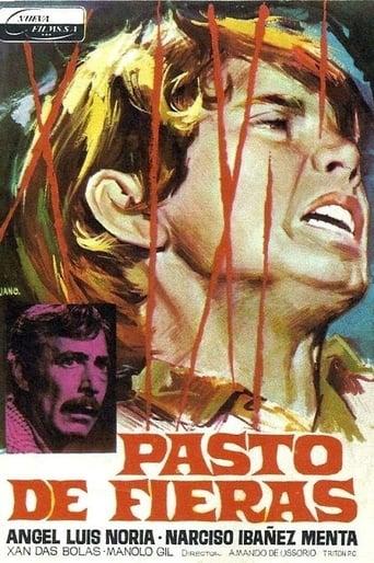 Poster of Pasto de fieras