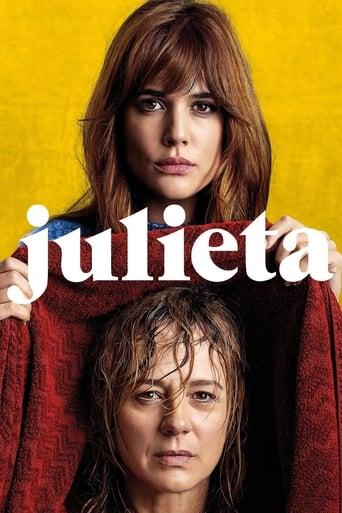 Poster for Julieta