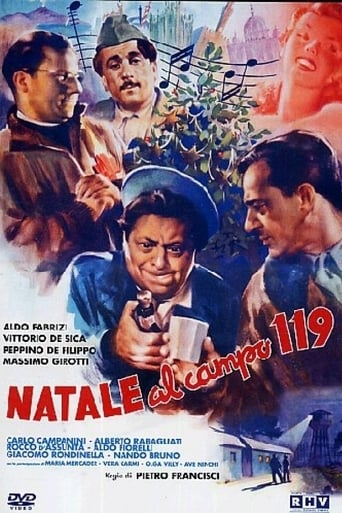 Poster of Christmas at Camp 119