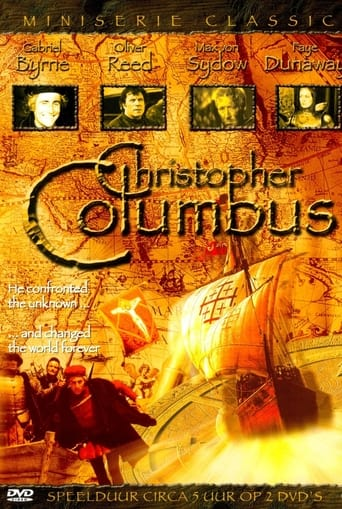 Poster of Christopher Columbus
