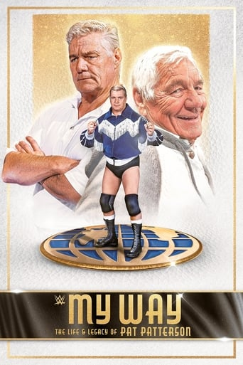 Poster of My Way: The Life and Legacy of Pat Patterson