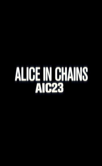 Poster of Alice in Chains: AIC 23