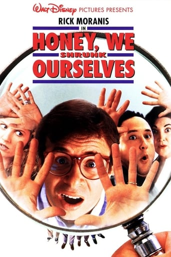 Poster of Honey, We Shrunk Ourselves