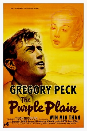 Poster of The Purple Plain
