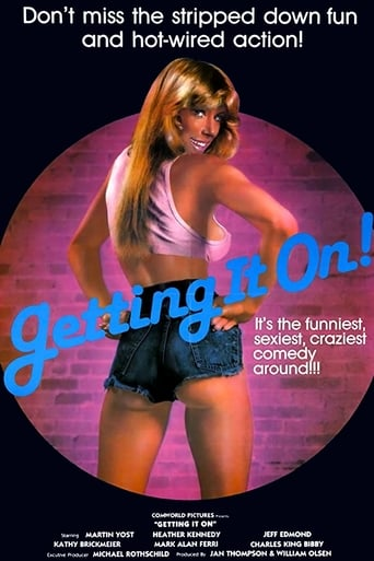 Poster of Getting It On