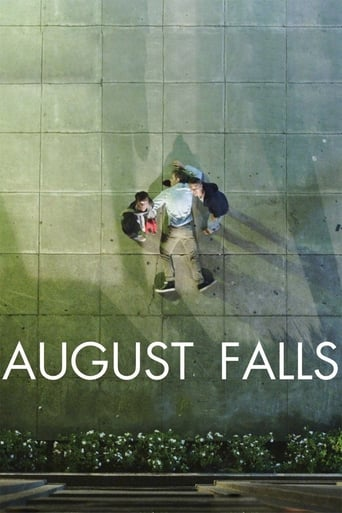 Poster of August Falls