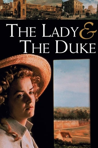 Poster of The Lady and the Duke