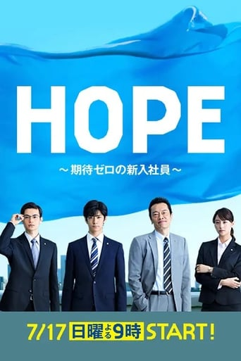 Poster of Hope: Kitai Zero no Shinnyu Shain