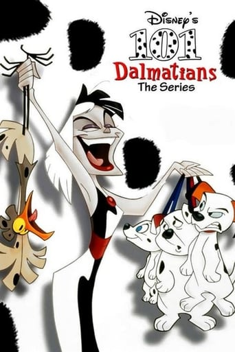 Poster of 101 Dalmatians: The Series