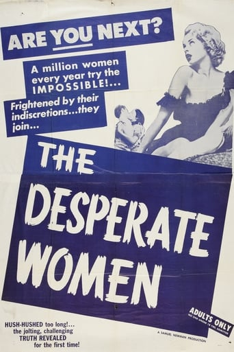 Poster of The Desperate Women