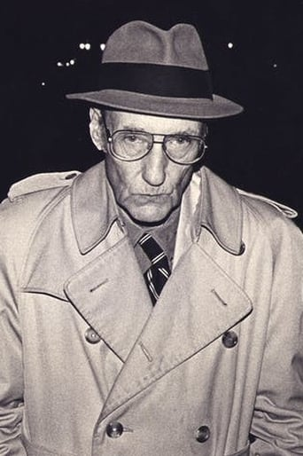 Image of William S. Burroughs