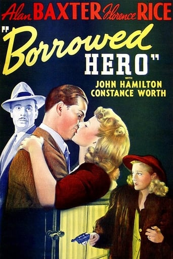 Poster of Borrowed Hero