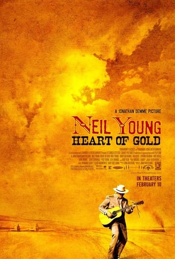Neil Young - Heart of Gold Movie Poster