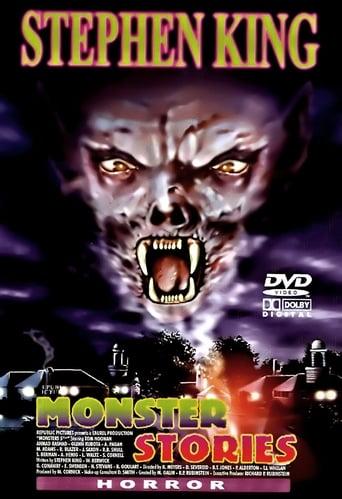 Poster of Stephen King's Monster Stories