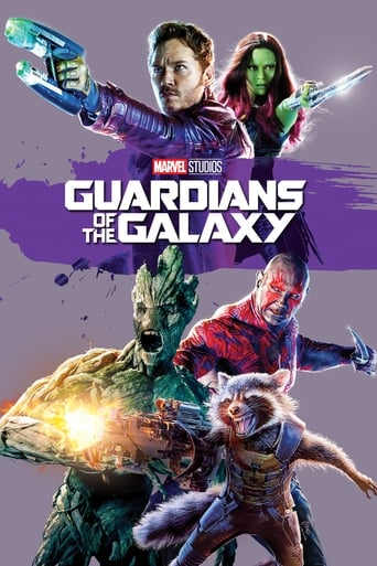 Filmplakat von Guardians of the Galaxy