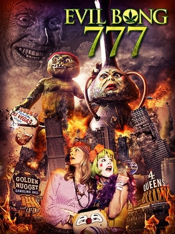 Poster of Evil Bong 777