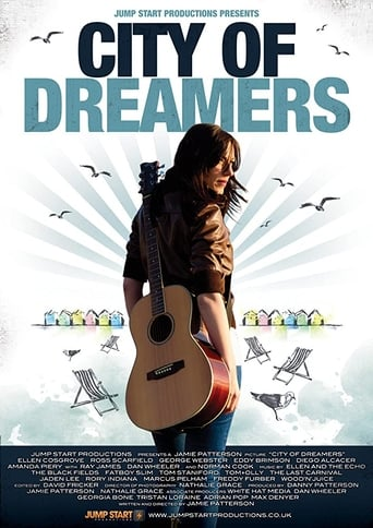 Poster of City of Dreamers