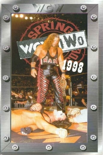 Poster of WCW Spring Stampede 1998