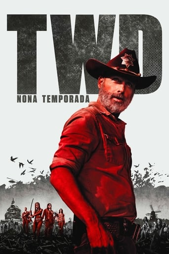 The Walking Dead 9ª Temporada - Poster
