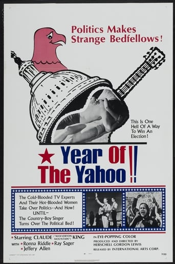 Poster of The Year of the Yahoo!
