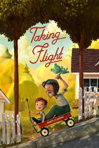 Poster of Taking Flight