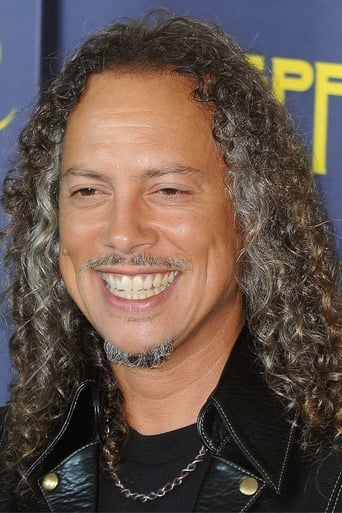 Image of Kirk Hammett