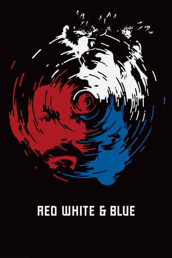 Poster of Red White & Blue