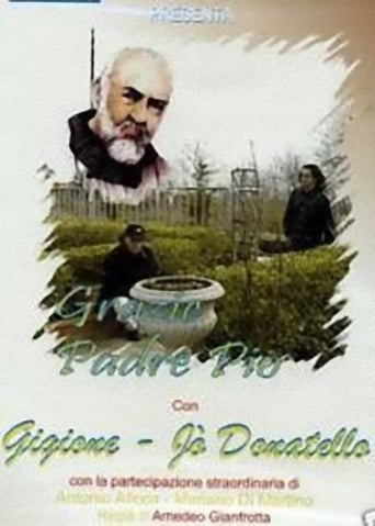 Poster of Grazie Padre Pio