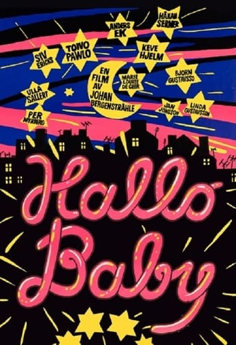 Poster of Hallo Baby