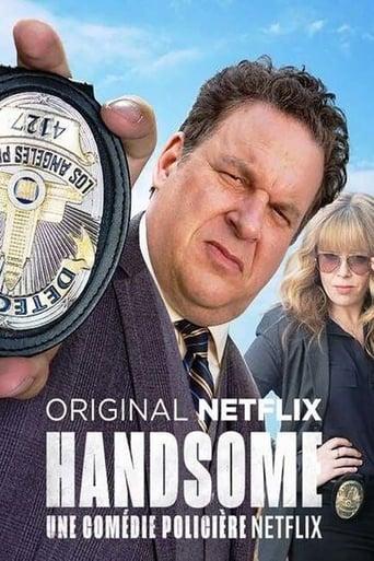 Poster of Handsome : Une comédie policière Netflix