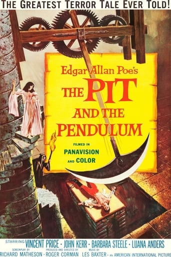 Poster of Pit and the Pendulum