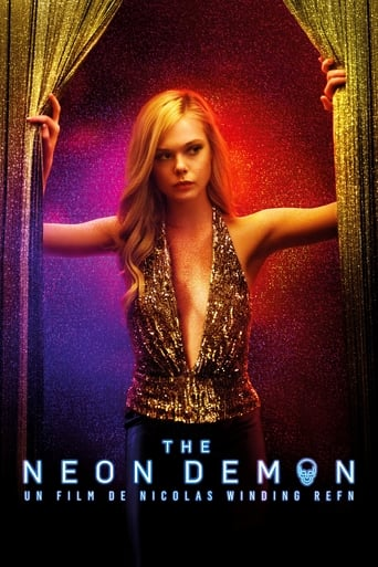 Poster of The Neon Demon