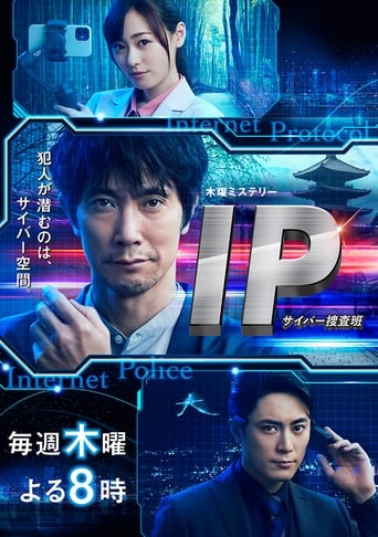 Poster of IP: Cyber Investigation Team