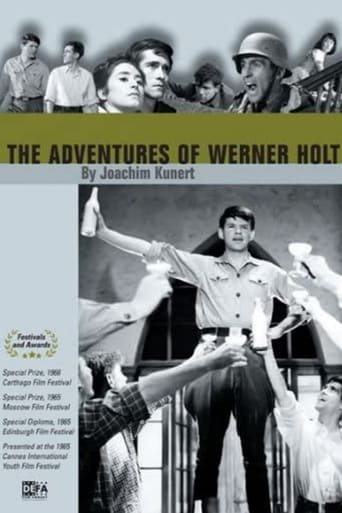 Poster of The Adventures of Werner Holt