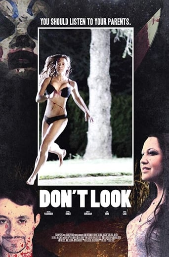 Poster of Don't Look